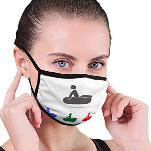 Niet afdrukken UV Schutz Veiligheid Herbruikbare Gezicht Covers Ma-s-k Voor Outdoor Snowboarden Goggles icoon Winter Multiple
