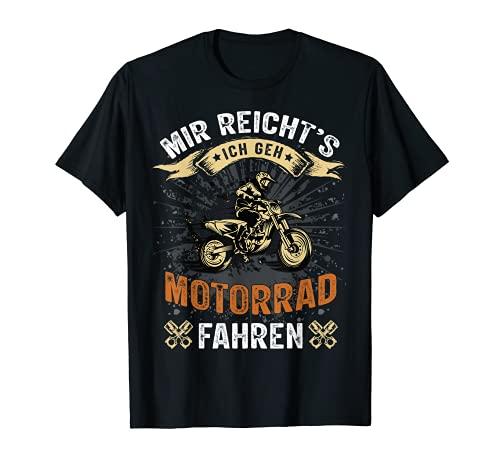 Herren Supercross Dirt Bike Spruch Enduro Motorrad Motocross Cross T-Shirt