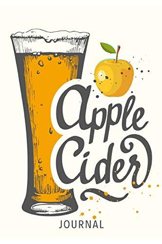 Apple Cider Journal: Dot Grid Notebook - 120 Pages For Cider Lovers - 6