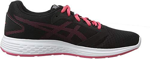 ASICS Patriot 10 GS Running Shoes, Black, 36 EU