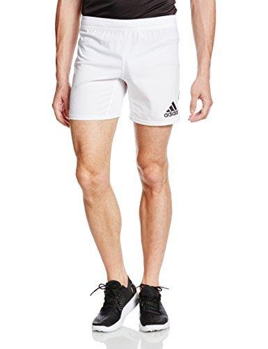 (アディダス)adidas ラグビーウェア 3ストライプショーツ KBU79 [メンズ] A96678 ホワイト/ブラック J2XO