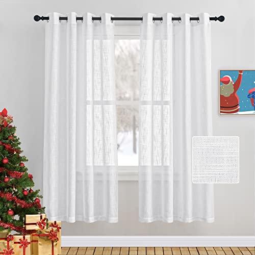 PONY DANCE -   Vorhang Weiß