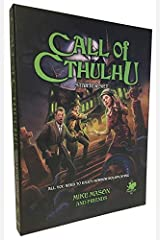 Call of Cthulhu Starter Set Paperback