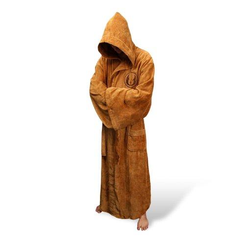 Kucos Star Wars Jedi Bademantel Braun