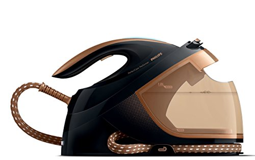 Philips Centrale Vapeur Perfect Care Noir et Bronze GC8755/80