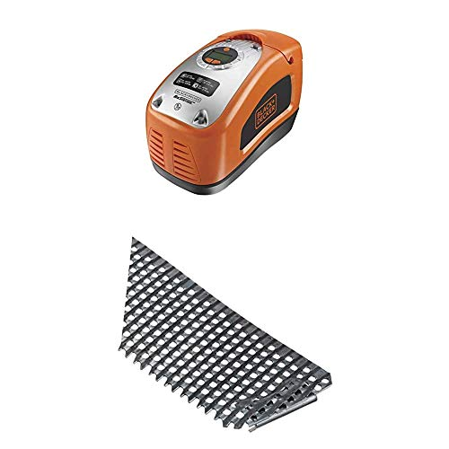 Black+Decker Black und Decker Kompressor (11 bar /...