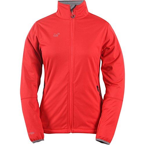 2117 of Sweden Damen 7916908-050 Softshell Jacke Skratten red - 44