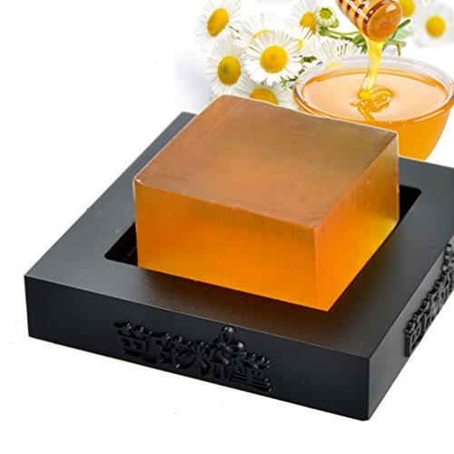Miel glutathion arbutine acide kojique savon manuel