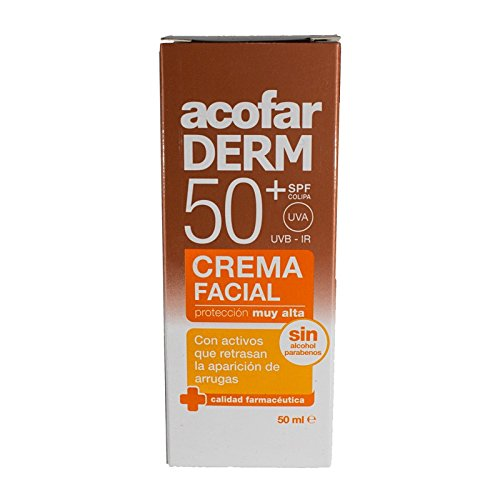 ACOFARDERM F50+ CREMA FACIAL 50 ML
