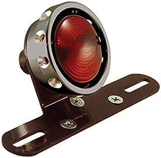HARDBODY 11257 Black Vintage Drilled Taillights For Custom Use