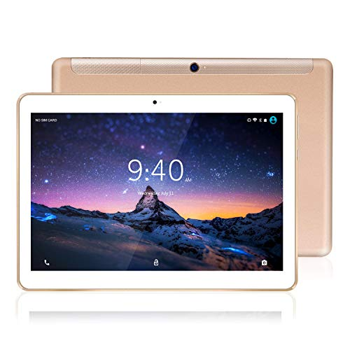 tablet android 6 Tablet 10 Pollici 4G LTE WiFi BEISTA-Android 9.0 Certificato da Google GMS
