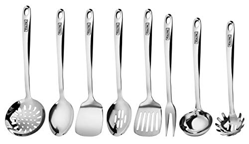 Viking Stainless Steel Kitchen Utensil Set, 8-piece