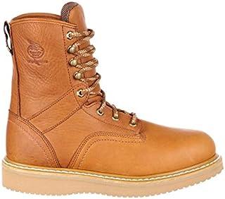 Georgia Boot Men's Wedge Steel Toe Work BOOT-G8342...