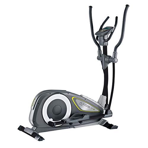 Kettler Crosstrainer Nova P, 14 kg Schwungmasse, 16 Widerstandsstufen, 130 kg Max. Gewichtsbelastung, 12 Trainingsprogramme