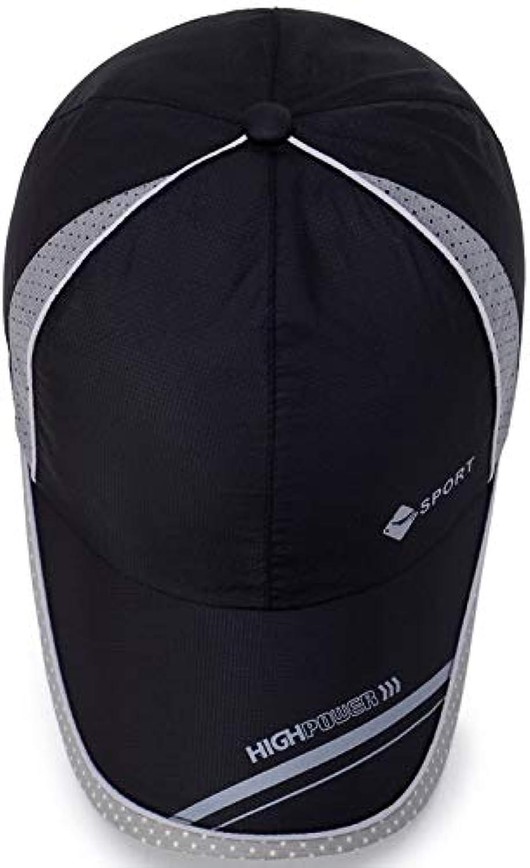 a8a632bf3f4 AAMOUSE Baseball Cap Summer Cap Mesh Baseball Cap for Men Women ...