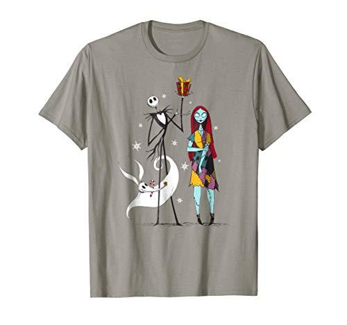 Disney Nightmare Before Christmas Gift T Shirt