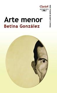 Arte menor par Betina González