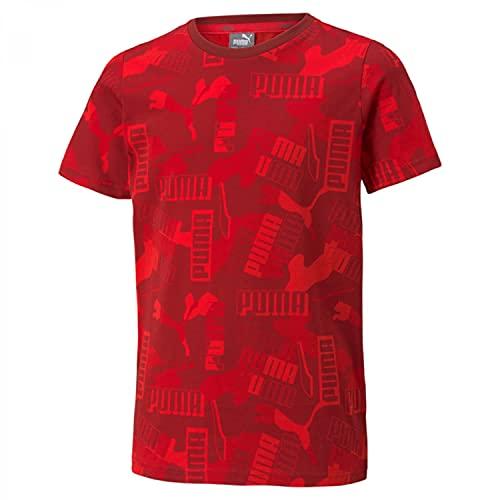 PUMA T-Shirt Enfant Alpha AOP