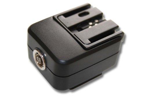 vhbw Blitzschuhadapter Blitzadapter Adapter passend für alle Sony- & MINOLTA-Kameras