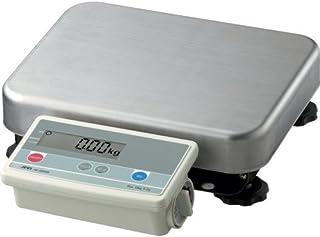 A&D デジタル台はかり/ポール無 FG-30KBM ≪ひょう量:30kg 最小表示:0.005kg 皿寸法:300(W)*380(D)mm 検定無≫ ※計量法準拠製品