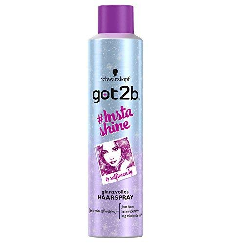 (26,50€/L) 300ml got2b #Instashine glanzvolles Haarspray