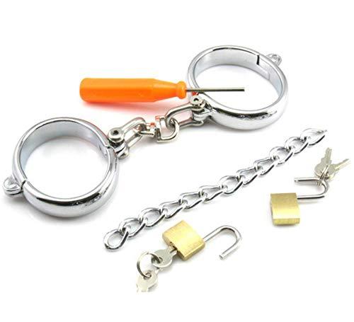 Nieuw design roestvrij stalen armband Metalen set armband met slot Dames sieraden -630