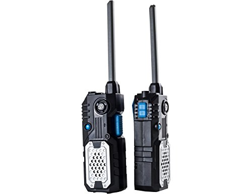 Spy Gear - 6021657 - Jeu D'imitation - Outil Et Établi - Talkies Walkies Agent Secret Spy Gear