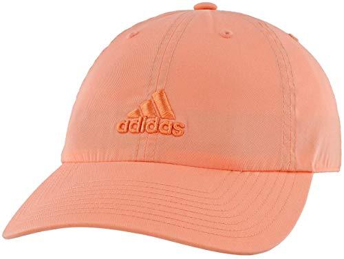 adidas Women's Saturday Cap, Chalk Coral, ONE SIZE