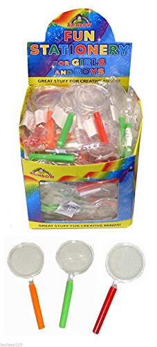 PLAYWRITE 12 x Mini loupes – Lots Cadeaux de fête by