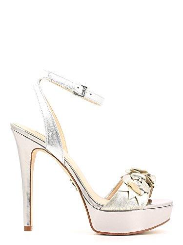 Guess Zapato sandalia de piel con tacón y alfiler Art. FLKAN2SUE03 Size:...
