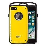 【ROOT CO.】iPhone7 iPhone8 ケース 耐衝撃 GRAVITY Shock Resist Case Pro. (イエロー)米軍MIL規格取得