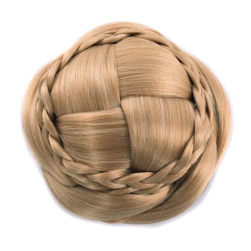 Pyramid Black/Brown/Blond Synthetische Haarspangen Für Damen Braide's Braid Braid 1011