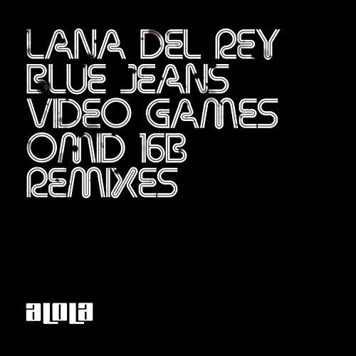 Blue Jeans (Omid 16B Club Reprise) [Explicit]