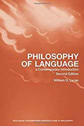 Philosophy of Language: A Contemporary Introduction Book Cover