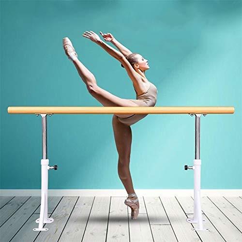 自宅やスタジオの壁のためのポータブルバレエバレは、調節可能なバーのためにストレッチ、バランス、ピラティス、ダンス、子供と大人をマウント (Size : 1.5M)