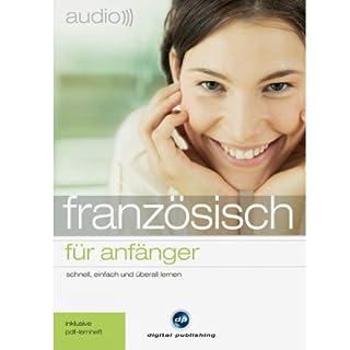 Audio Französisch für Anfänger Titelbild