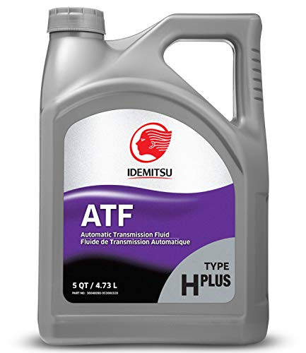 Idemitsu 30040090-95300C020 ATF Type H-Plus Automatic Transmission Fluid-5 Quart