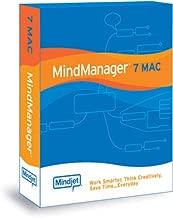 MindJet MindManager 7 Mac Single License [Old Version]