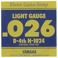 【12本セット】YAMAHA (ヤマハ) / エレキギター弦 バラ H-1024 (4D) 4弦【ヤマハ】