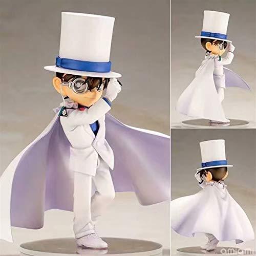Detective Conan Figur Kid Der Phantomdieb Kaito Kuroba Figur Anime Figur Actionfigur für Weihnachten Neujahr...