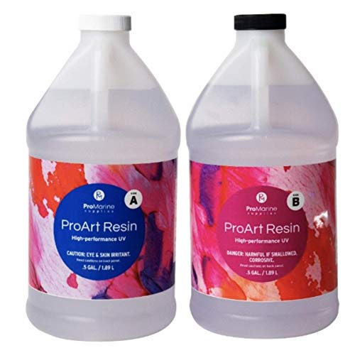 PRO MARINE Supplies ProArt Epoxy Resin