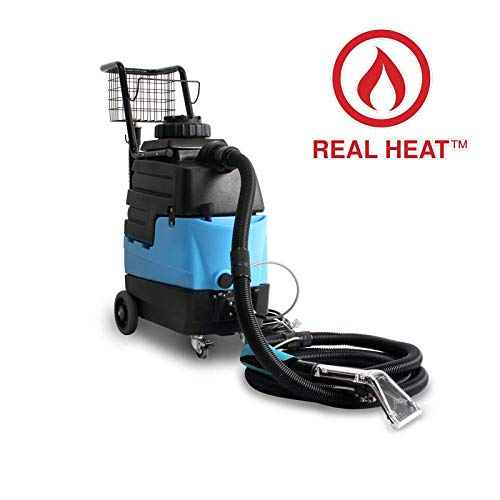 Mytee Lite 2 Heated Carpet Extractor Auto Detailer Upholstery Spotting Machine Including On-board Heater for Maximum Cleaning Power (8070 + Upholstery Tool)
