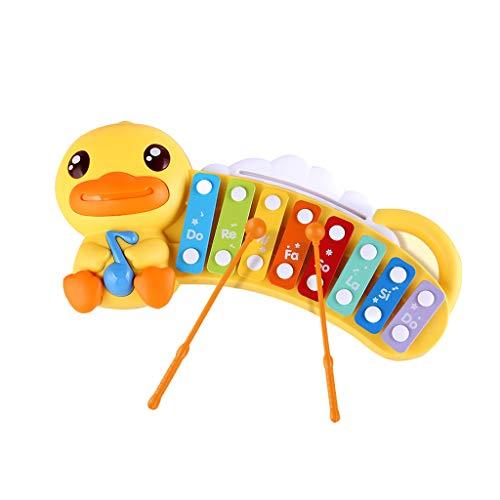 HXGL-Klopfen Sie am Klavier Kinder Klopfen Am Klavier Schlaginstrumente Musik Geschenke Oktaven Plastikmaterialien Spielzeug (größe : S)