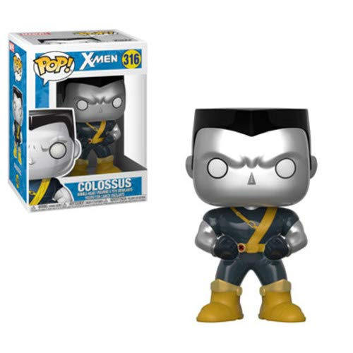 Funko Pop!- Pop Marvel: X-Men-Colossus Figura de Vinilo, Multicolor (30863)
