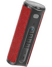 Bluetooth スピーカー ZENBRE Z4 20時間連続再生/10W出力/IPX6防水/Bluetooth4.2/TWS機能/低音強化/ワイヤレス/AUX、マイク搭載