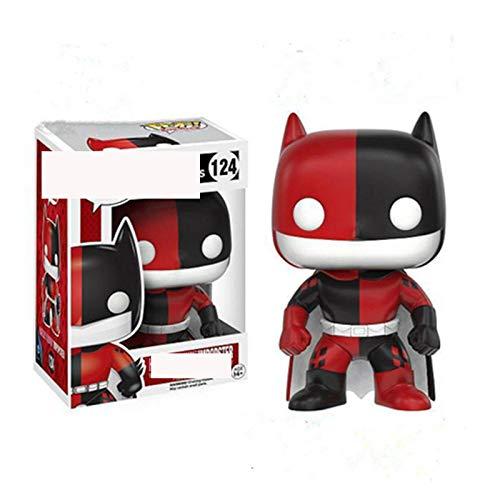 SBZH Funko Pop Batman / Harley Quinn Toys Doll Collection Model