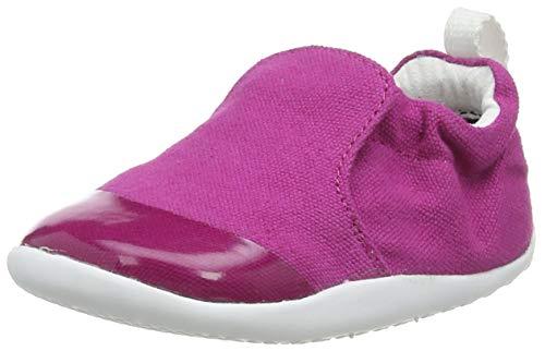 Bobux Scamp, Scarpa per Neonati Bambina, Lampone, 20 EU