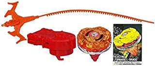 Beyblade Extreme Top System Electro Spark Battlers X-62 Tornado L-drago Top