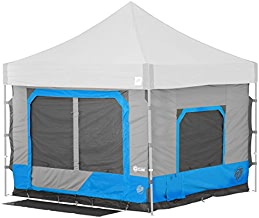 E-Z UP CC10SLSP Camping Cube 6.4 Outdoor Accessory, 10 by...