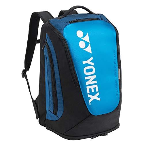 ヨネックス(YONEX) テニス・バドミントン バックパックM テニスラケット2本収納可能 ディープブルー BAG2008M